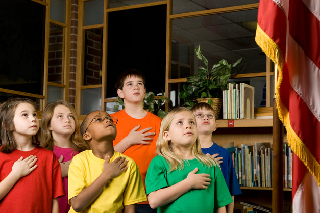 Proper Times to Say the Pledge of Allegiance