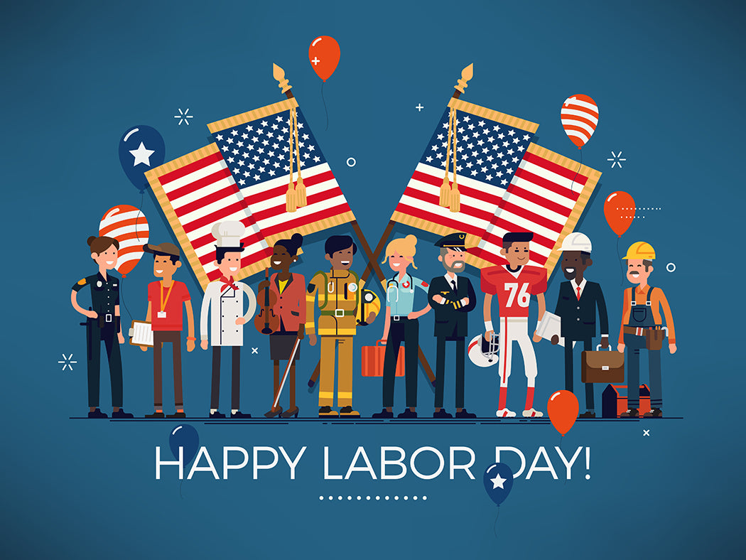 How Labor Day Began and Ways to Show Your Patriotism on This Holiday