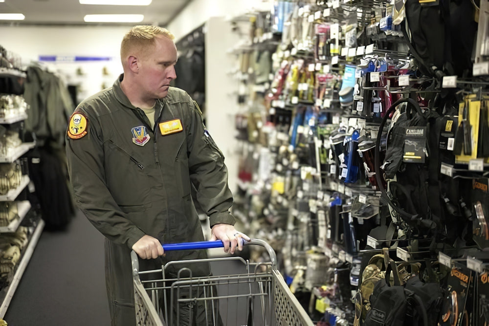 Nationwide Stores That Offer Military Discounts