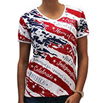 American Pride Ladies' Shirt