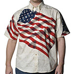 USA Flag Independence Shirt