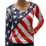 U.S. Flag - Long Sleeve