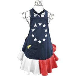 Freedom Lady Apron - The Flag Shirt