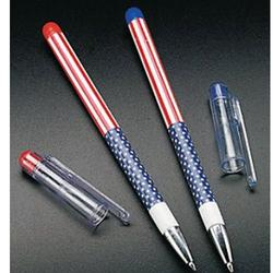 USA Plastic American Flag Pen - The Flag Shirt