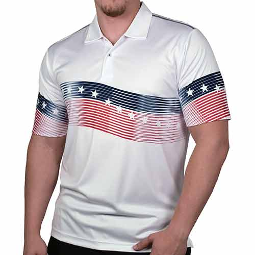 Mens American Classic Polo Shirt