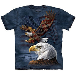 America Flag Country - The Flag Shirt