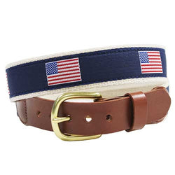 American Flag Belt - The Flag Shirt