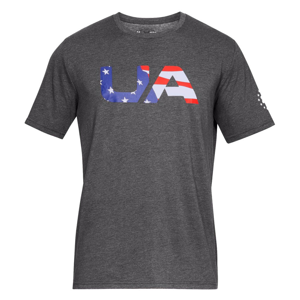 Under Armour Freedom BFL T shirt - the flag shirt