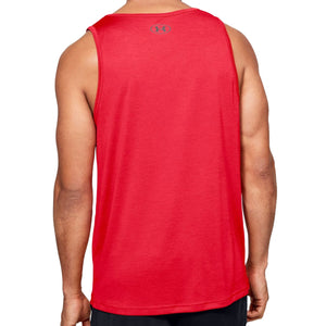 Under Armour Freedom Tech BFL Tank Red