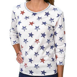 4th of July National Stars Shirt - The Flag Shirt