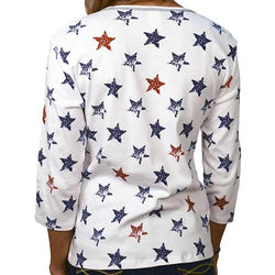 4th of July National Stars Shirt