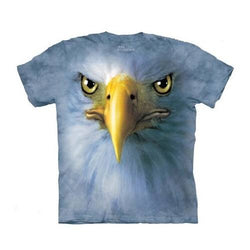 Kids American Eagle Face T-Shirt - The Flag Shirt