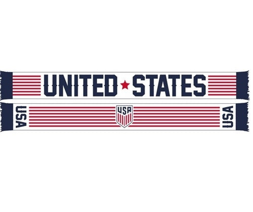 US Flag Soccer Scarf - The Flag Shirt