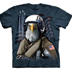 Eagle Combat Stryker Mens T-Shirt - The Flag Shirt