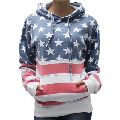 Womens USA Themed Sweatshirt