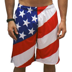 USA American Flag Shorts - The Flag Shirt