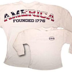 True American Spirit Jersey - The Flag Shirt