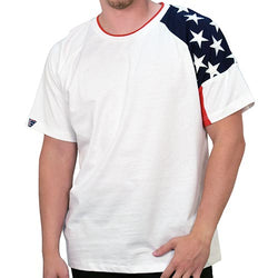 Freedom Tee ADFRET - White