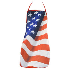 Apron with USA Flag - The Flag Shirt