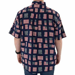 Flag Woven With Pocket