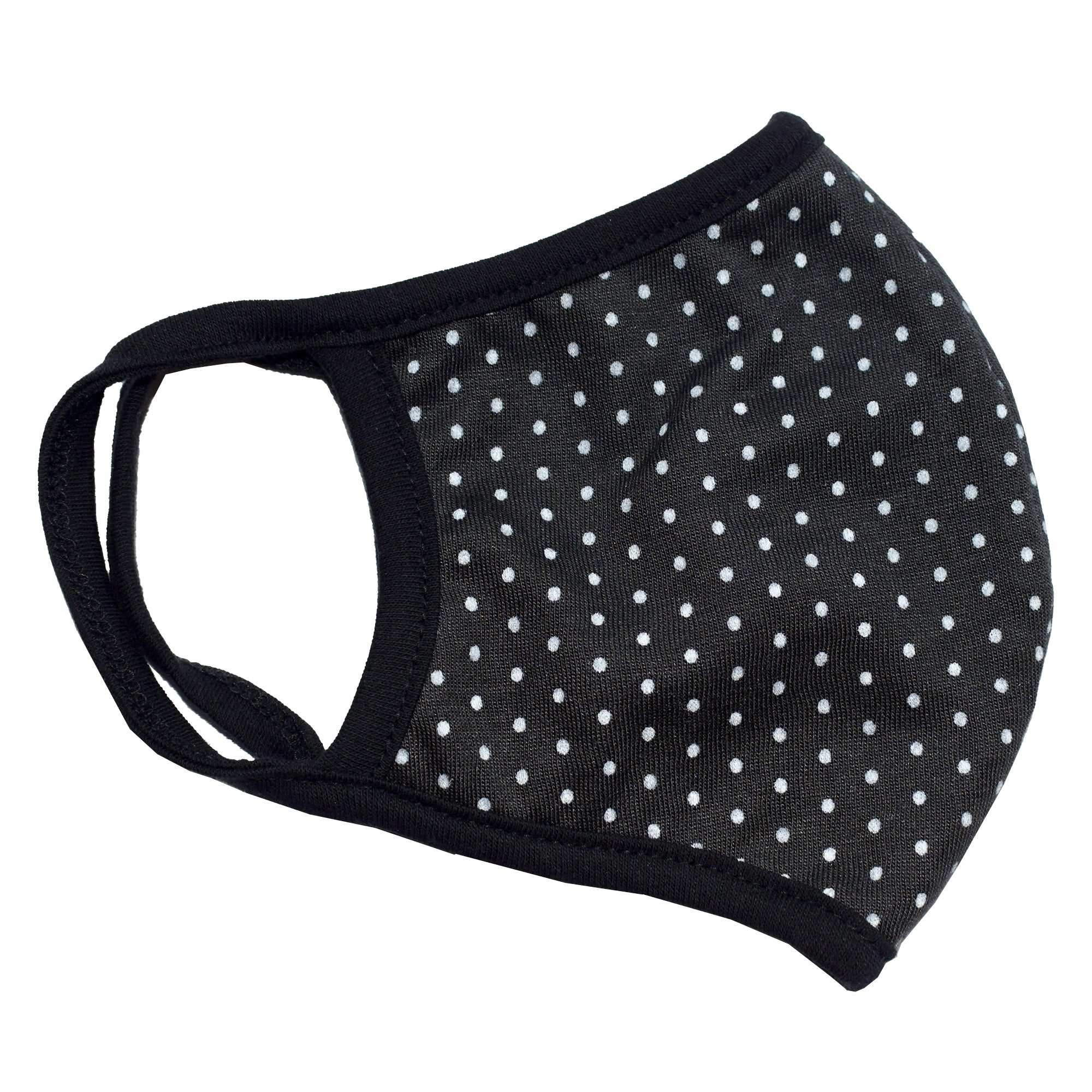 USA Flag Polka Dot Face Mask