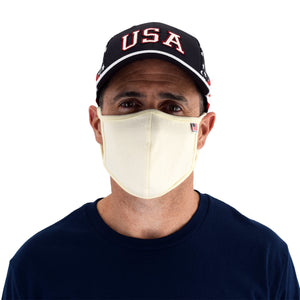 face mask made in the usa - the flag shirt