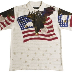 Boys - Congress - The Flag Shirt