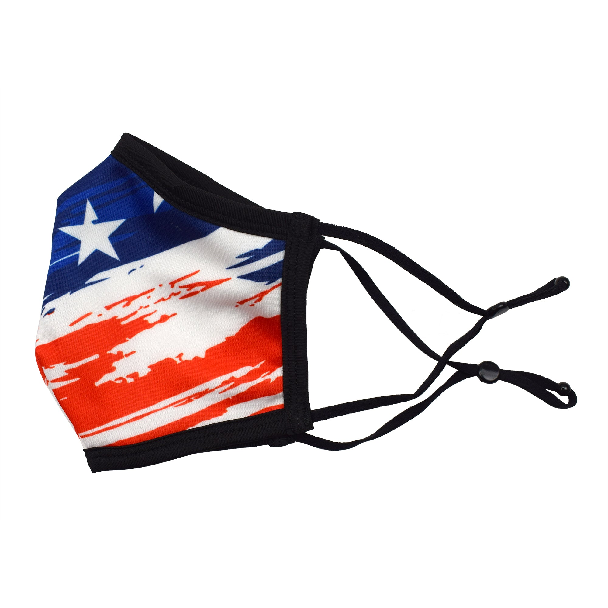 stars and stripes face covering mask - the flag shirt