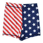 Load image into Gallery viewer, American Flag Toddler 3 pieces set Swimsuit - The Flag Shirt