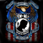 Load image into Gallery viewer, Patriotic POW MIA Mens T-Shirt MM116 - The Flag Shirt