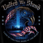 Load image into Gallery viewer, Commemorative United We Stand Mens T-Shirt - The Flag Shirt