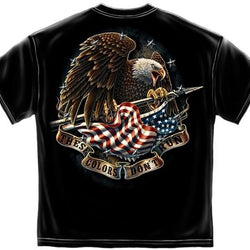 These Colors Dont Run American Eagle Mens T-Shirt - The Flag Shirt