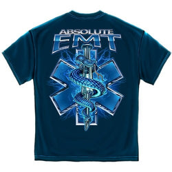 Absolute EMT Snake Mens T-Shirt - The Flag Shirt