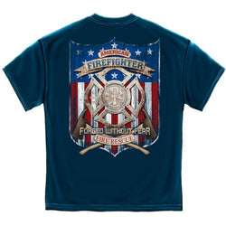 American Firefighter Mens T-Shirt