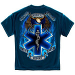 Load image into Gallery viewer, Heroes EMS Mens T-Shirt - The Flag Shirt