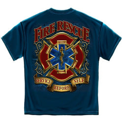Fire Rescue Classic Mens T-Shirt