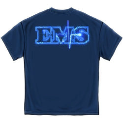 EMS Full Print Mens T-Shirt - The Flag Shirt