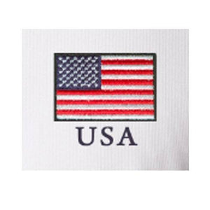 Greg Norman Performance Polo - The Flag Shirt