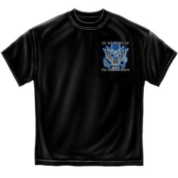 Army All Give Some Mens T-Shirt - The Flag Shirt