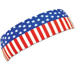 Stars and Stripes Headband - The Flag Shirt