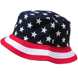 American Bucket Hat - The Flag Shirt