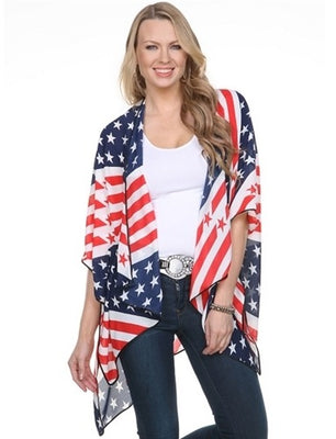 Womens USA Accessories