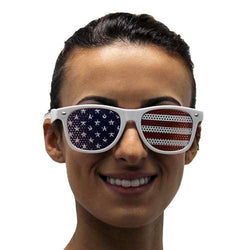 c5c680f46899 Womens Wayfarer American Flag Sunglasses - The Flag Shirt