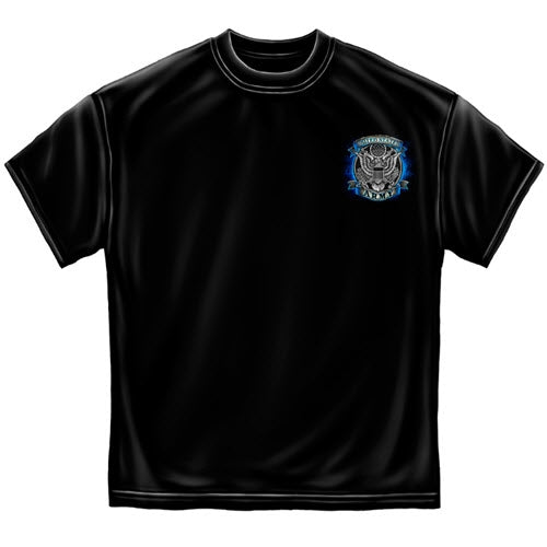 True Heroes Army Mens T-Shirt - The Flag Shirt