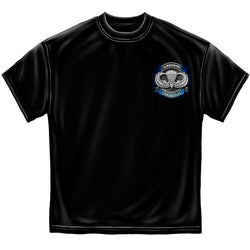 True Heroes Airborne Army Mens T-Shirt - The Flag Shirt