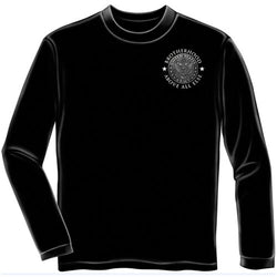 Army Brotherhood Mens Long Sleeve T-Shirt - The Flag Shirt