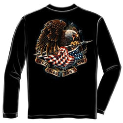 These Colors Dont Run Mens Long Sleeve T-Shirt - The Flag Shirt