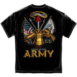 Army Antique Armor Mens T-Shirt