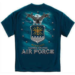 USAF Air Force Missile Mens T-Shirt