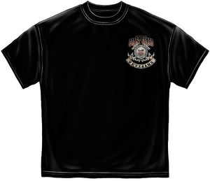 Coast Guard Proud to Have Served Mens T-Shirt - The Flag Shirt